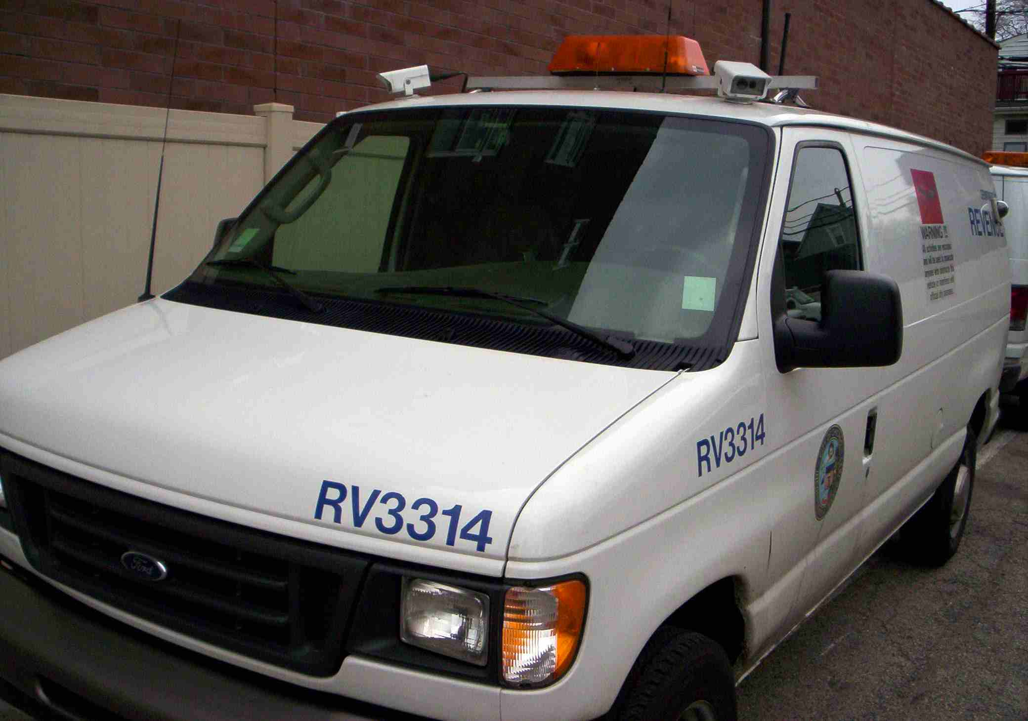 Boot Van