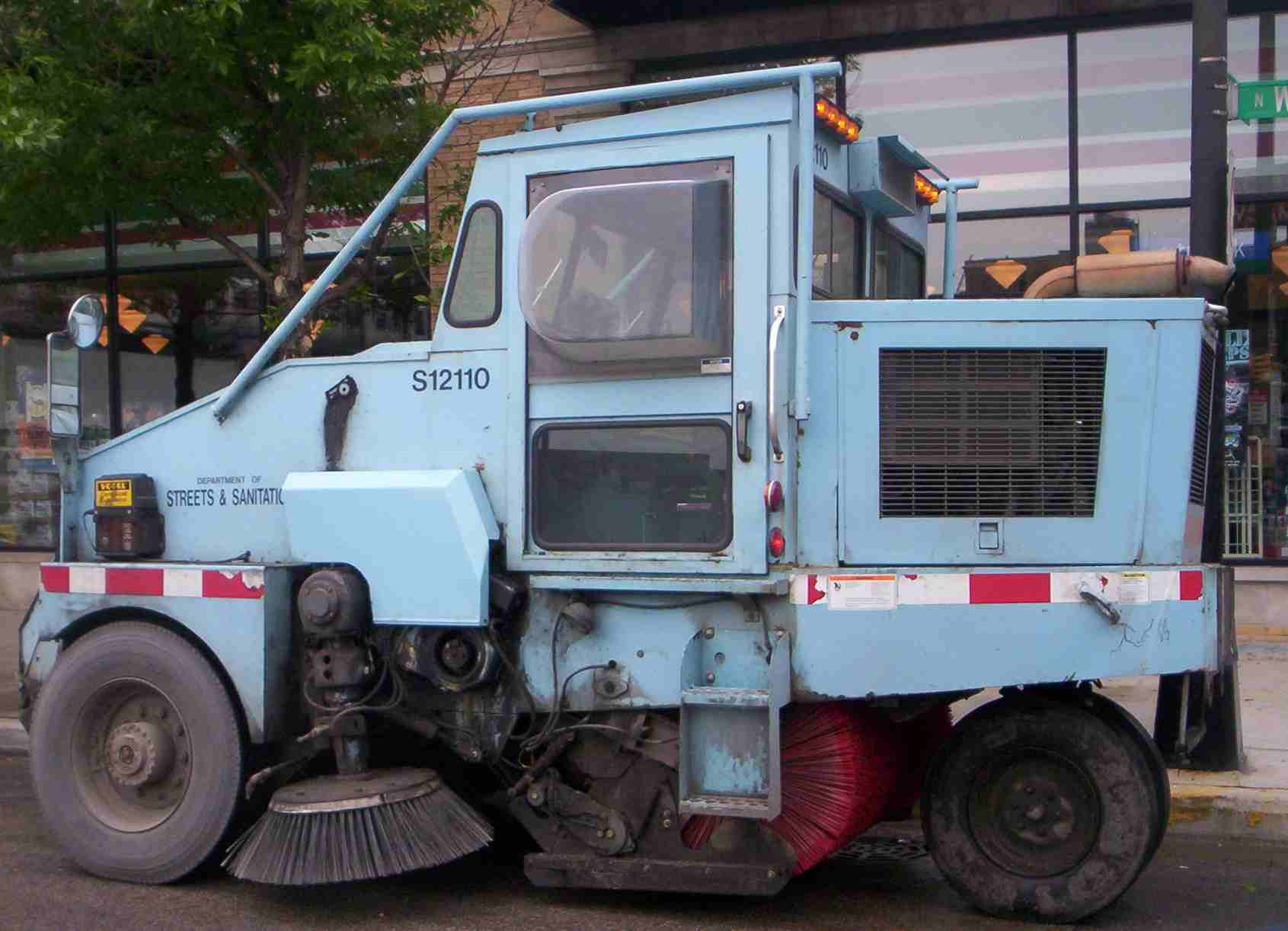 Victory Sweepers, Inc. - Street Sweepers.