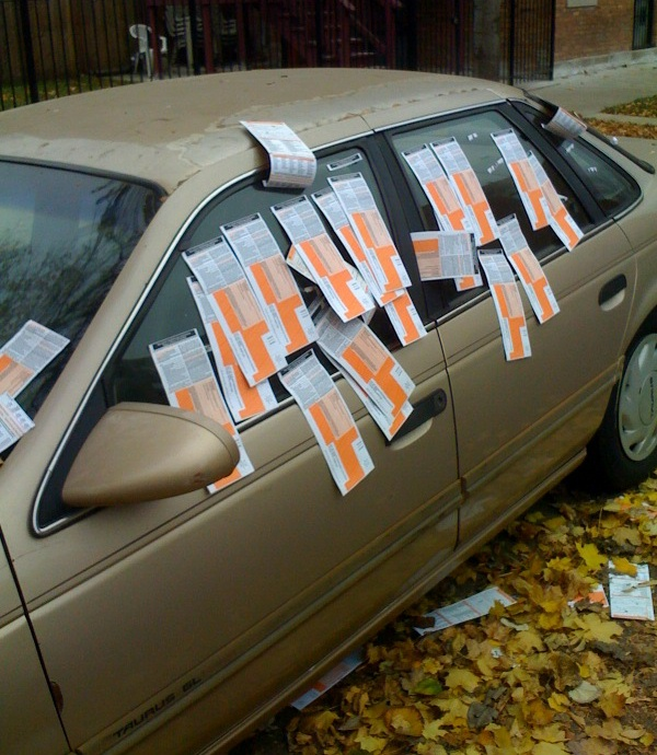Tons of Parking Tickets 3
