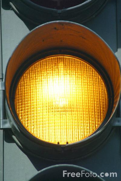 Yellow LightYellow Traffic Light Clip Art