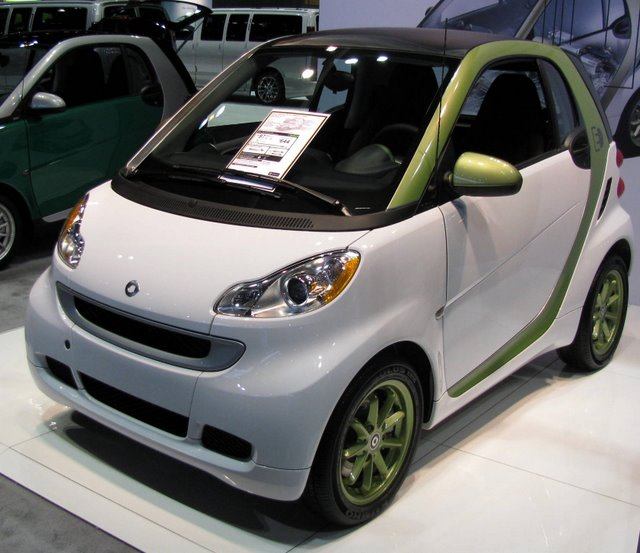 Gallery for gt white smart car