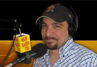 Nick D. on the air
