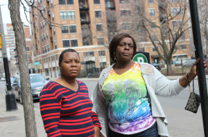 "Residents of a low income high rise in Uptown cite ""gang activity"" to get city to remove parking meters."